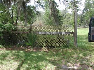 4124 North Fort Christmas Road, Christmas FL 32709