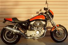 Harley Davidson Motorcycle - 2000 Sportster 1200 cc