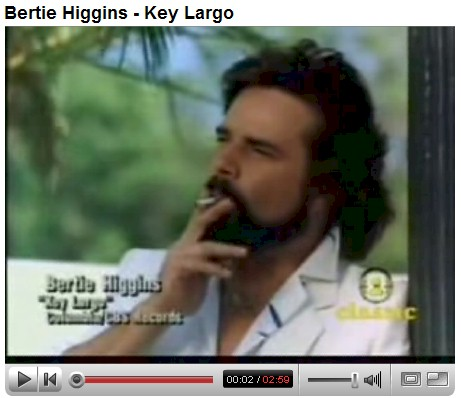 Bertie Higgins Key Largo