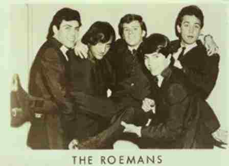 The Roemans in the early 1960's